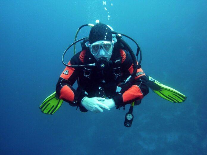 Scuba Diving In Texas